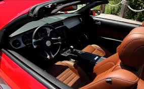 ford mustang gt convertible 2013 picture other 2013 ford mustang gt convertible interior png