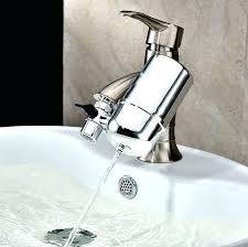 kitchen faucet with built in water filter moen kitchen faucet filter imindmap us
