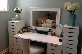 Jysk Vanity Table Creative Of Ikea Malm Dressing Table Setup Vanity Corner Table