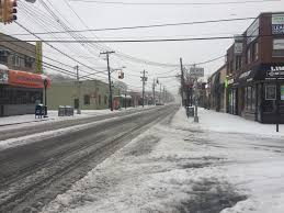 Staten Island Bus Map Winter Storm Stella How It Unfolded On Staten Island Silive Com