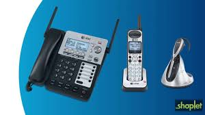 at u0026t synj cordless business phone system youtube