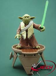 Yoda Figure Army Republic Tartakovsky Clone Wars