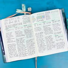 daily layout bullet journal 12 bullet journal layouts to help organize your year goulet pens blog