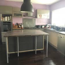 cuisine moderne avec ilot plan de travail ilot inspirations avec plan de cuisine moderne