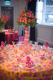 creative floral centerpieces temple square
