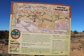 Map Of Moab Utah by Gjhikes Com Fins N Things South
