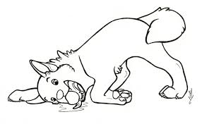 puppy dogs coloring pages coloring home