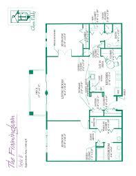 Floor Plan Doors Floor Plans For Glen Eddy Senior Apartments U0026 Cottages 1 U0026 2 Bedroom