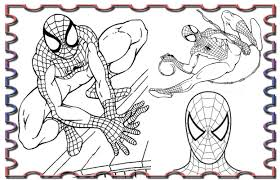 spiderman coloring pages cheap free spiderman coloring