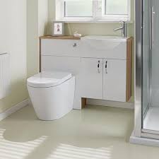 Fitted Bathroom Furniture White Gloss Calypso Brecon Fitted Bathroom Furniture Tiles Ahead
