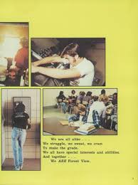view high school yearbooks free explore 1981 forest view high school yearbook arlington heights