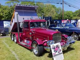 Old Ford Truck Junkyard - take a look at this extraordinary dump truck turned into a street