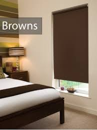 Roller Blinds Online Buy Blinds Online Made To Measure Brown Plain Roller Blinds