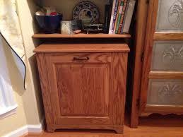 tips tilt out trash bin trash can cabinet tilt out garbage