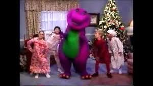 barney and the backyard gang waiting for santa