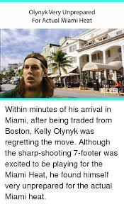 Miami Memes - bf miami kelly olynyk has agreed to a 4 yr 50m deal with the
