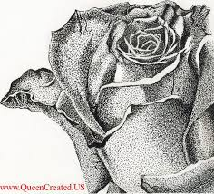 58 best pen and ink floral images on pinterest drawings flower