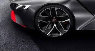 car peugeot 2015 peugeot vision gran turismo concept concept cars pinterest