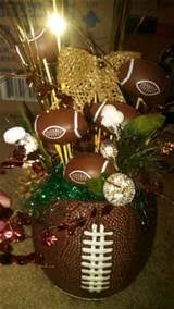Football Centerpieces Banquet Table Decoration Ideas Information Database