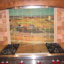 rustic kitchen backsplash kitchen traditional with brown subway