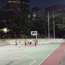Basketball Courts With Lights Root Memorial Square 13 Photos Parks 1400 Clay St Downtown