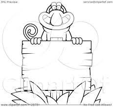 30 40 different animal coloring pages very cute sock monkey
