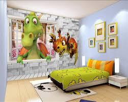 chambre dinosaure beibehang personnalisé papier peint enfants chambre toile de fond