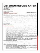 Military Police Resume Examples by Military Veteran Resume Examples