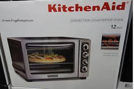 12 Inch Toaster Oven Costco Sale Kitchenaid 12 Inch Convection Countertop Oven