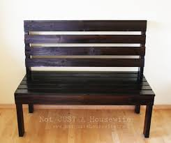 furniture foyer benches on pinterest with white wall design and