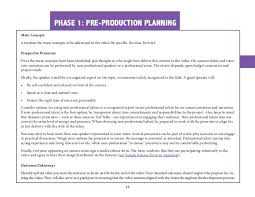 visual storytelling guide a guide to the video production process
