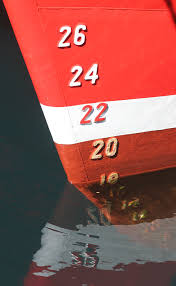 Barge Draft Tables Draft Hull Wikipedia
