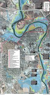 100 Year Floodplain Map Cedar Rapids Iowa 2008