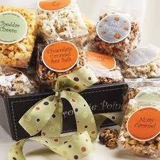 popcorn gift baskets brownie points gourmet popcorn gift basket sler gourmet