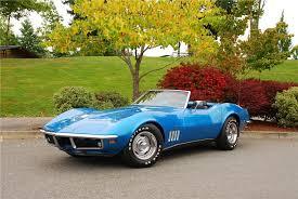 1969 corvette convertible 1969 chevrolet corvette convertible 43666