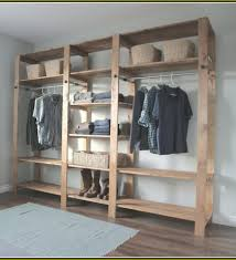 Build Closet Shelves by Building Wood Shelves In A Closet Woodworking Workbench