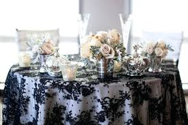 silver lace table overlay lace table overlays wedding silver lace table overlay tablecloth in