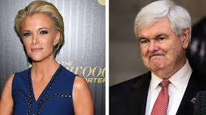 Trump Presidential Makeover by Fascinated With U0027 Newt Gingrich Tries To Shame Megyn