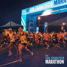the sf marathon posts facebook
