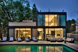 Home Design Magazines Canada by 4 2 Million Dollars The Glass House Oakville Ontario Canada