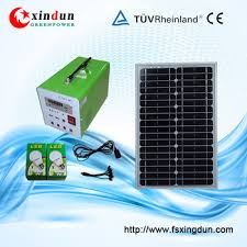Solar Energy Lighting - factory price dc solar home lighting kit solar energy lighting