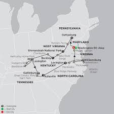 Worlds End State Park Map by National Parks Tours Cosmos Budget Tour Packages