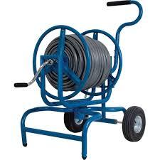 water hose reel wall mount hose reels u0026 storage watering u0026 irrigation the home depot