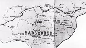 hunt maps badsworth bramham moor hounds hunt maps