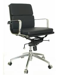 Black Leather Office Chair Ea217 Comfort Leather Office Chair Design Seats Buy Designer