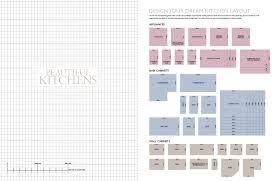 kitchen layout planner home design