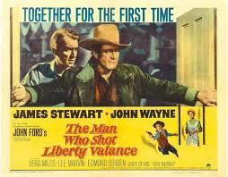 Ricky Valance Movie The Man Who Shot Liberty Valance 1962 John Ford Twenty Four Frames