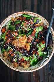 green pesto breakfast bowl well and full