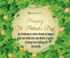 Patrick Moving Meme - happy st patrick s day quotes sayings sayingimages com