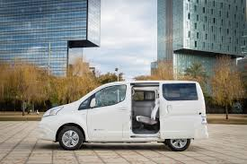 nissan leaf real world range nissan unveils longer range e nv200 van cleantechnica